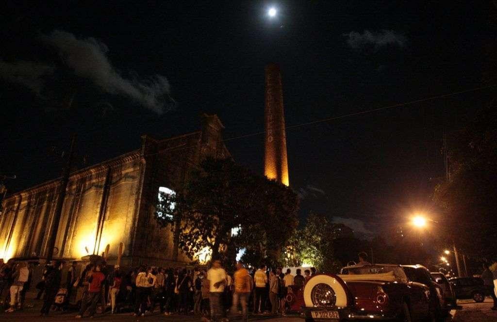 Fábrica de Arte Cubano. Foto: Jorge Luis Baños / IPS.