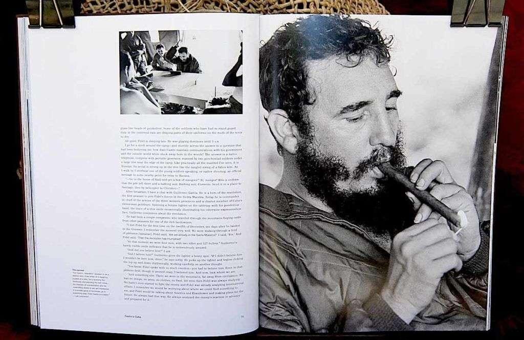 """Castro's Cuba: An American Journalist's Inside Look at Cuba 1959-1969""."