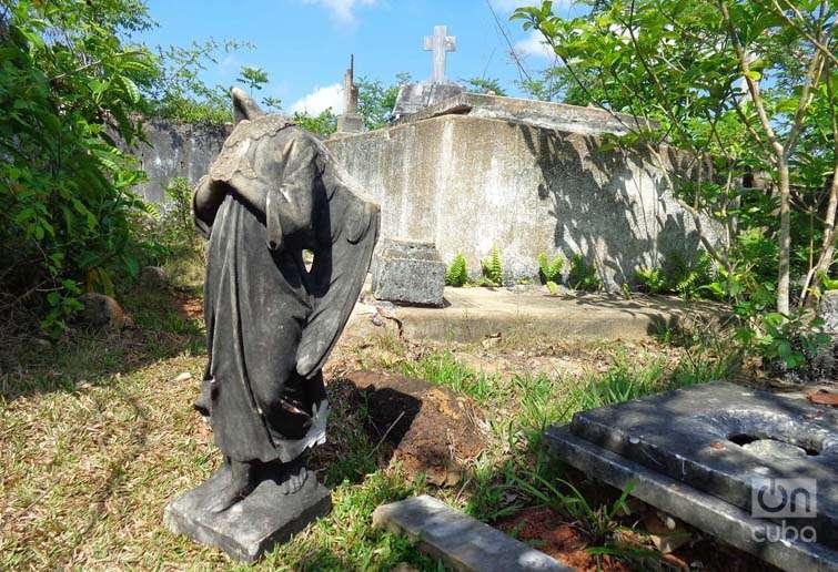 Una de las piezas rescatadas para el museo de Minas de Matahambre. Foto: Eduardo González Martínez