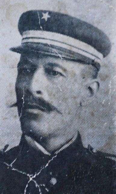 El Teniente Coronel mambí José Téllez. Foto: cortesía de la familia