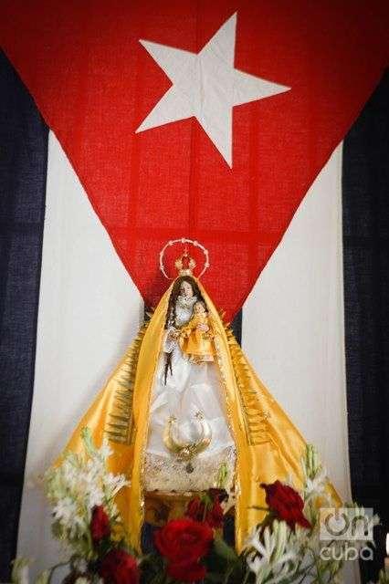 La virgen de los Zerquera Téllez. Foto: Carlos Luis Sotolongo