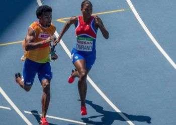 Foto: OIS/IOC/Bob Martin.