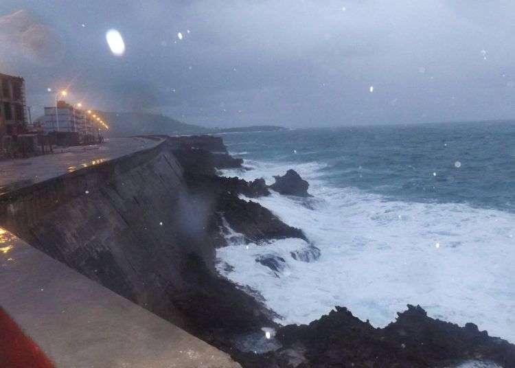 Malecón de Baracoa. Foto: Radio Baracoa.