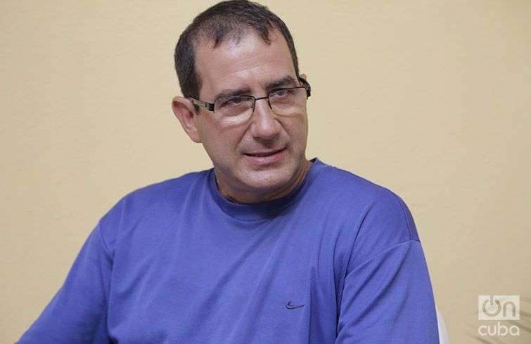 El padre Alberto aseguura que nunca había visto un panorama tan desolador. Foto: Denise Guerra