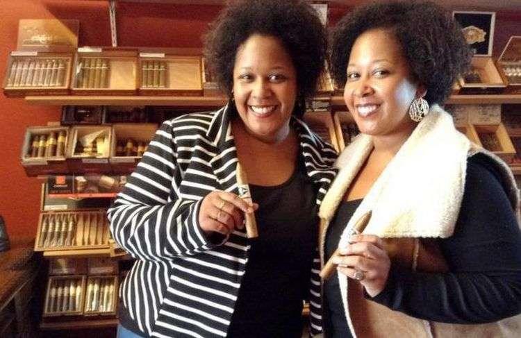 Yvette e Yvonne Rodríguez, fundadoras de Tres lindas cubanas.. Foto: Cortesía de las entrevistadas