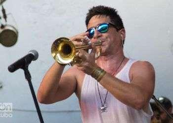 David Blanco. Foto: Regino Sosa