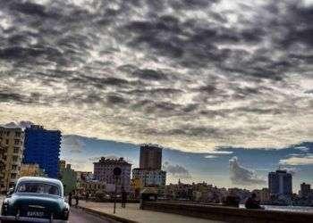 La Habana estos días. Foto: Desmond Boylan.