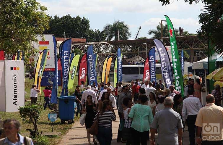 Feria Internacional de La Habana (FIHAV). Foto: Archivo OnCuba.