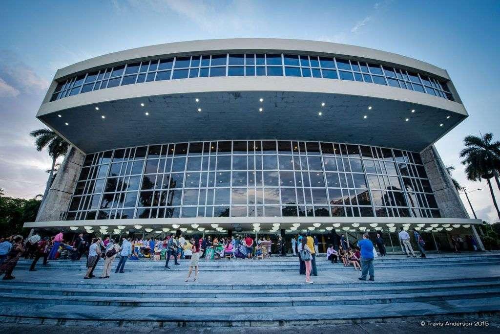 Teatro Nacional de Cuba. Foto: Tomada de Minnesota Orchestra-Stories