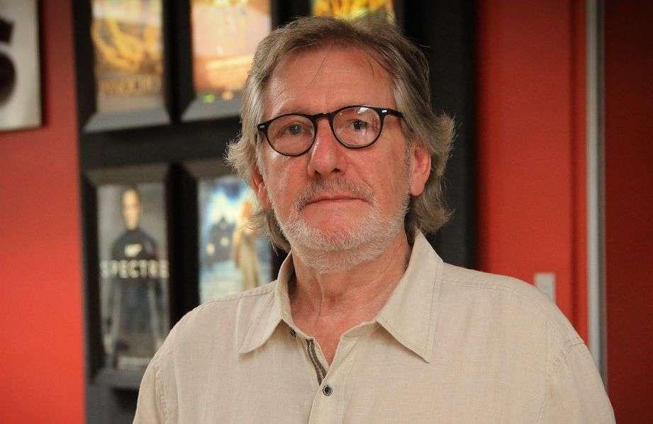 """Mario Crespo, director cubano del filme venezolano """"Dauna, lo que lleva el río"""" .Foto: Milangela Galea /Panorama.com."""