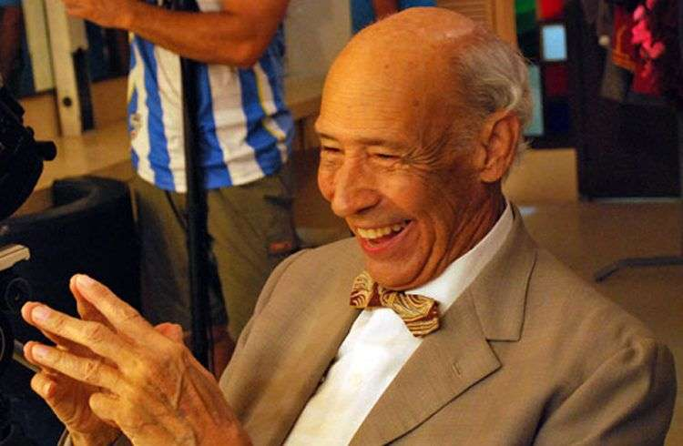 Reinaldo Miravalles. Foto: Víctor Junco / La Jiribilla.