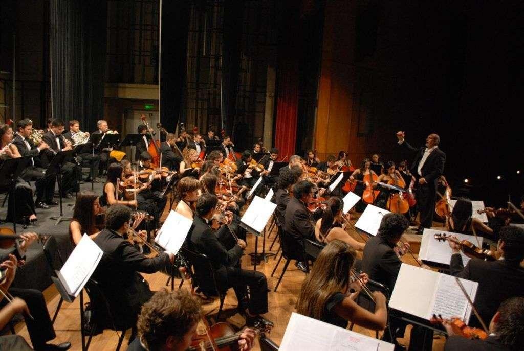 Orquesta Sinfónica Nacional. Foto: Tomada de scnoticias.org