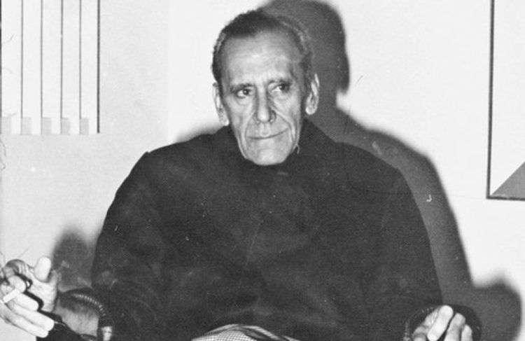 José Soler Puig. Foto: Archivo de Casa de las Américas.