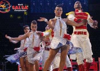 El Campeonato Mundial de Bailadores de Salsa tendrá lugar este viernes y sábado en Atlanta. Foto: Cortesía de World Salsa Championships.