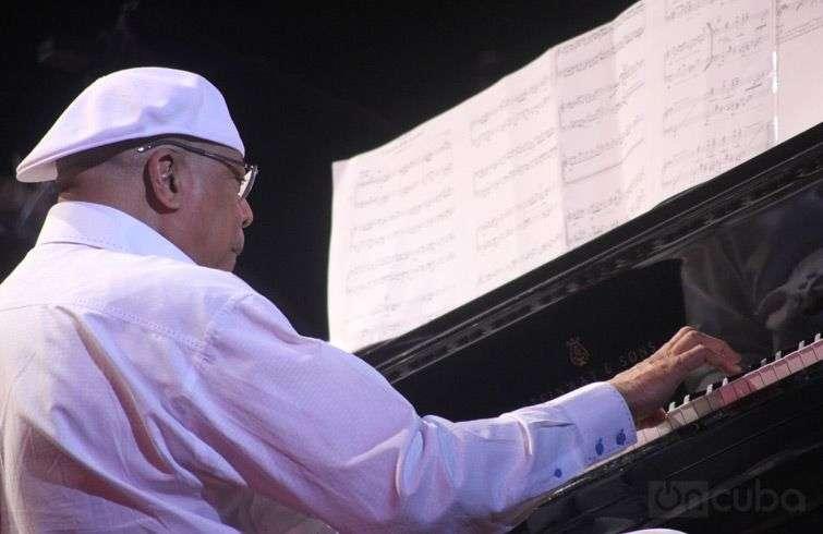 Chucho Valdés. Photo: Roberto Ruiz