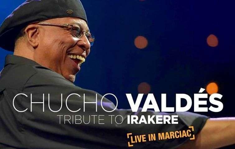 Portada de Tributo a Irakere: Live in Marciac, de Chucho Valdés.