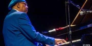 Chucho Valdés en concierto de inauguración de Jazz Plaza 2016. Foto: Javier Jesús.