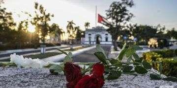 El cementerio de Santa Ifigenia, Santiago de Cuba. Foto: Kaloian.