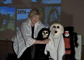 """""""My stage children"""", de Odin Teatret. Foto: Tommy Bay."""