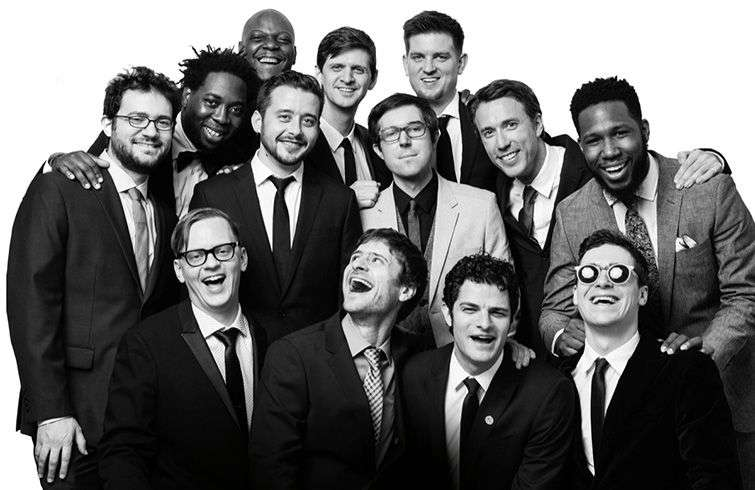 Snarky Puppy. Photo: Taken from the group's web page.