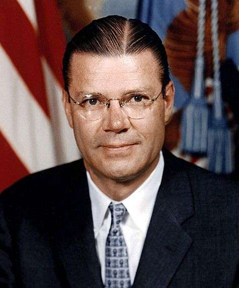 Robert McNamara. Photo: U.S. Department of Defense.