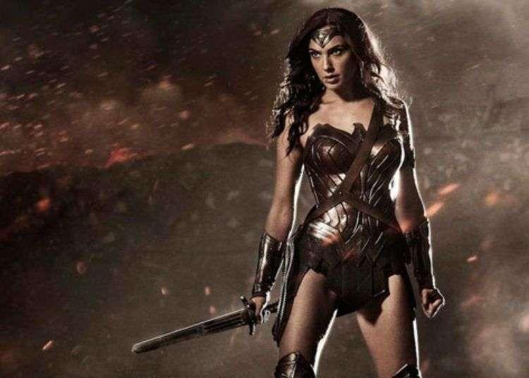"""""""Wonderwoman""""."""