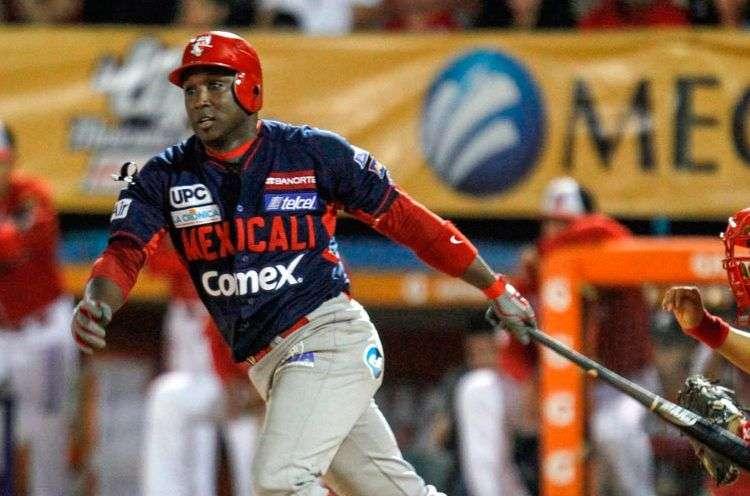 El villaclareño Yuniesky Betancourt fue pieza vital en la victoria de Mexicali.