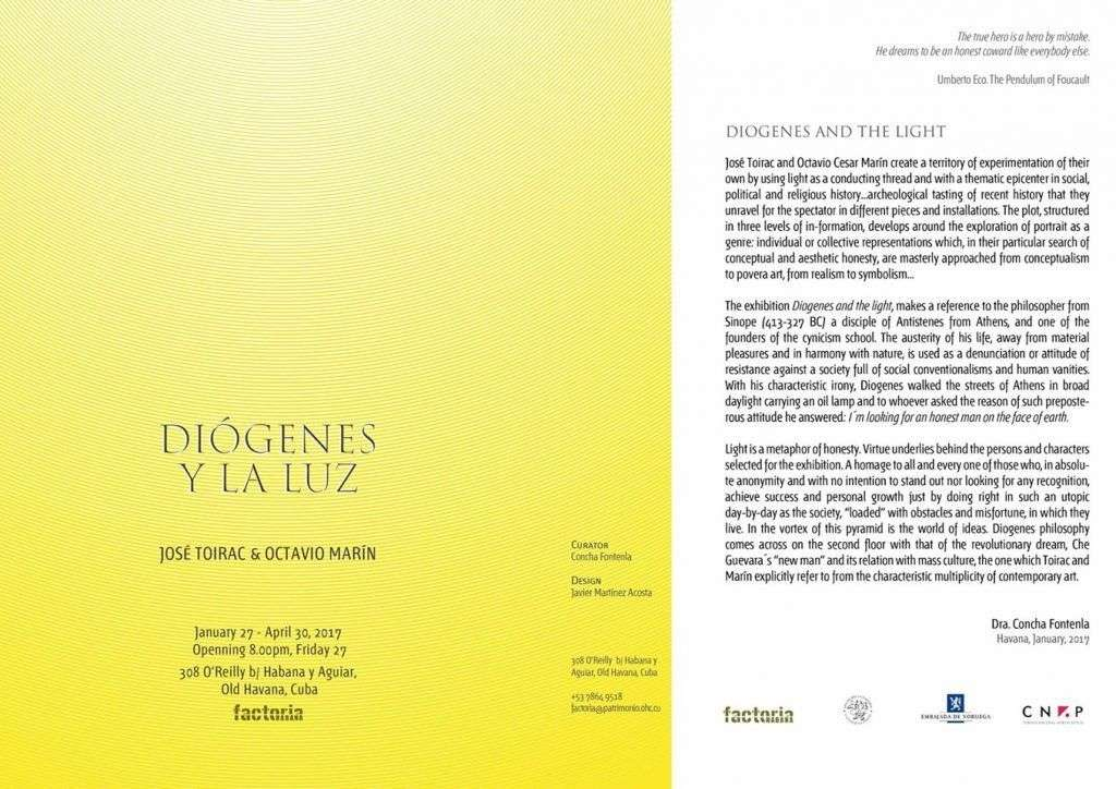 diogenes y la luz