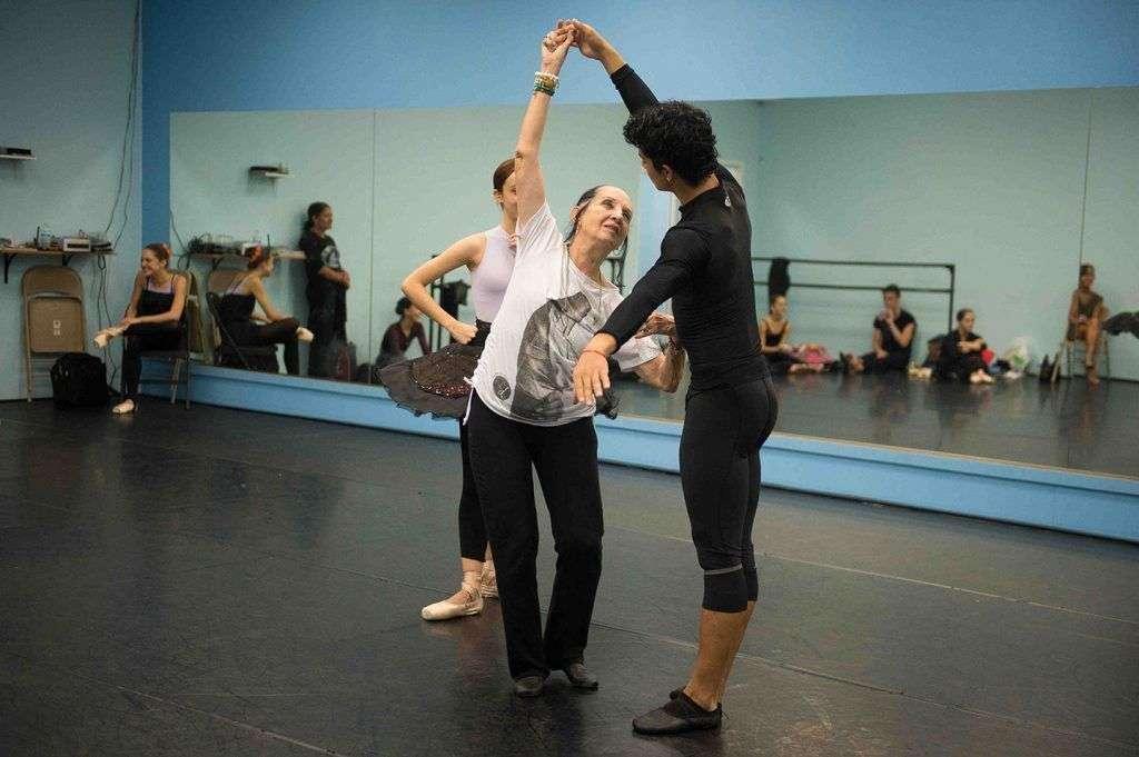 Escuela Nacional de Ballet Fernando Alonso. Foto tomada de Home to Havana.