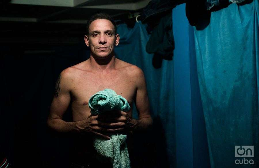 Carlos has to his name 19 failed attempts to enter the United States. Photo: Irina Dambrauskas.