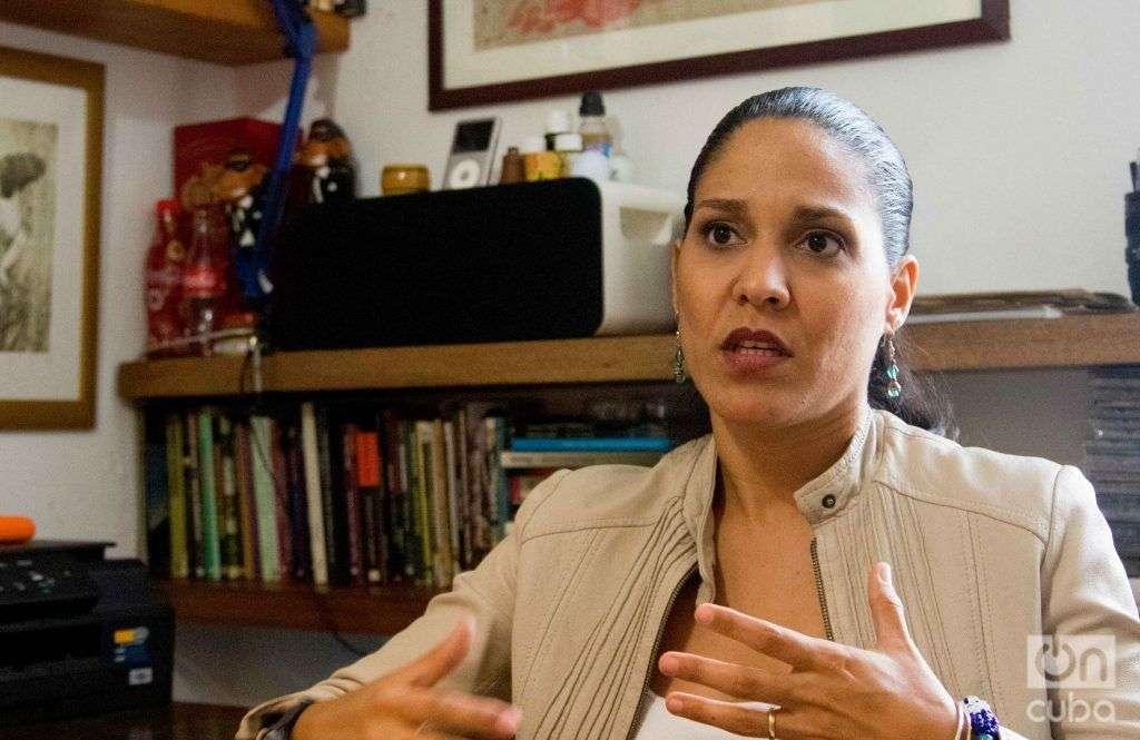 Haydée Milanés. Foto: Ismario Rodríguez.