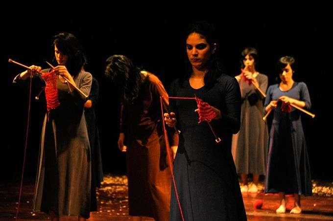Compañía de Danza- Teatro Retazos. Foto tomada de Vistar Magazine.
