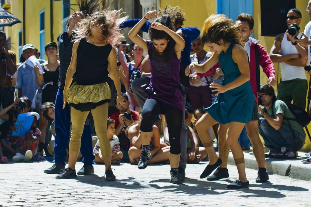 Old Havana, City in motion. Photo taken from Vimeo.