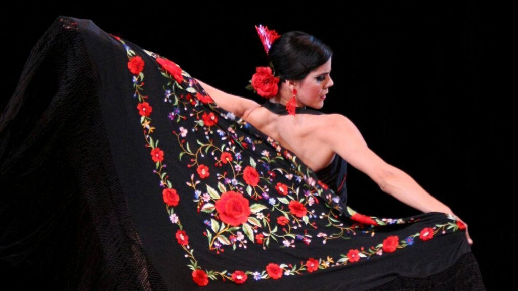 Irene Rodríguez Company. Photo taken from Jacob's Pillow Dance.