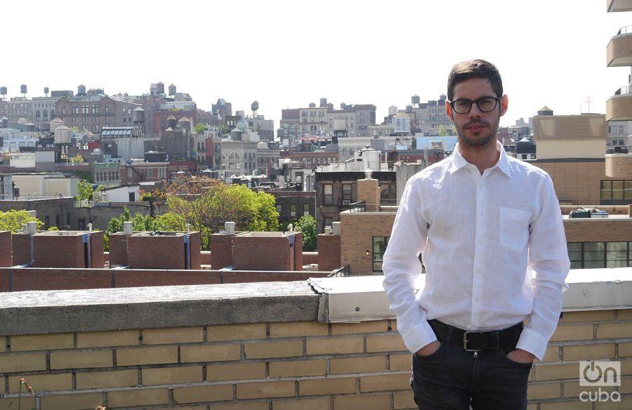 Jesús Hernández. Foto: Cortesía del entrevistado.
