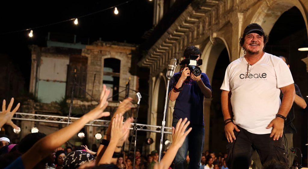 Alejandro Pérez. Foto: Tomada del sitio web del artista.