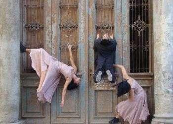 Habana Vieja, ciudad en movimiento. Foto: El Taburete.