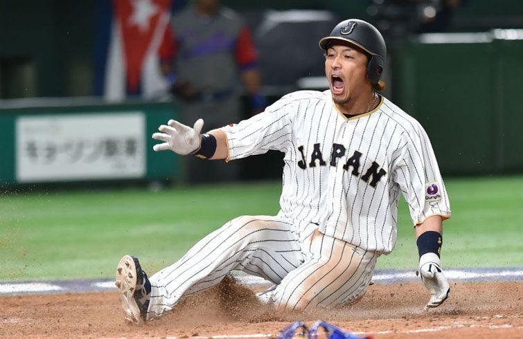 Japón ha transitado invicto el Clásico Mundial y buscará esta noche su tercera final. Foto: AFP.
