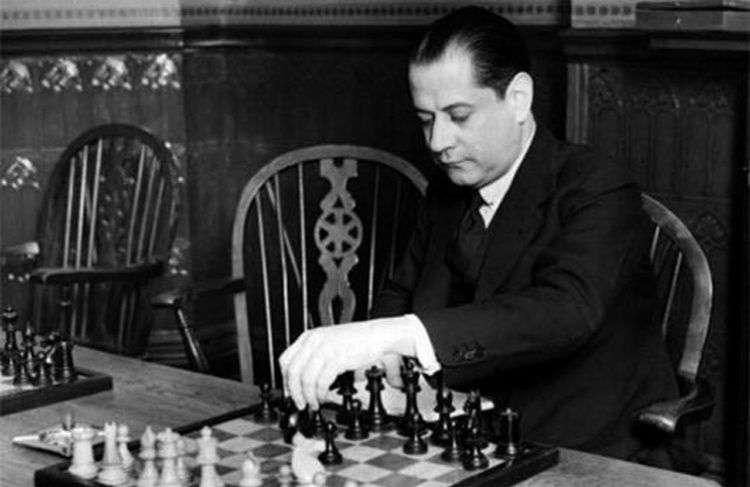 Hace 75 años dejó de existir José Raúl Capablanca.