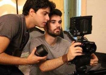 Danilo C. Paris y Gabriel Alemán. Foto: Tomada de Facebook.
