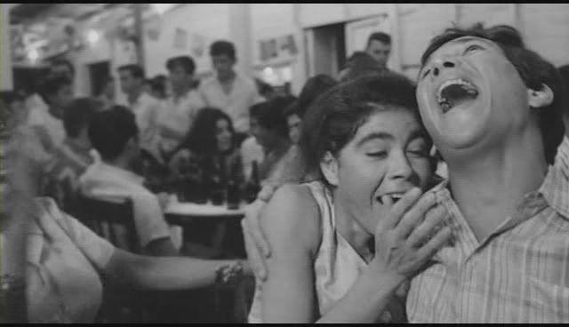 "Adela Legrá y Adolfo Llauradó en ""Lucía"" (1968)."
