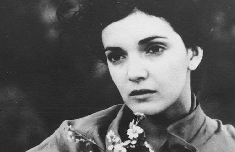 "Eslinda Núñez en fotograma de ""Lucía"", de Humberto Solás."