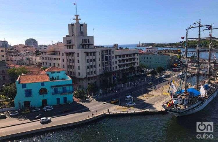 La Habana vista desde el Norwegian Sky.