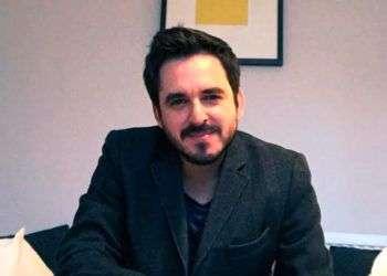 Rudy Riverón Sánchez. Foto cortesía del entrevistado.