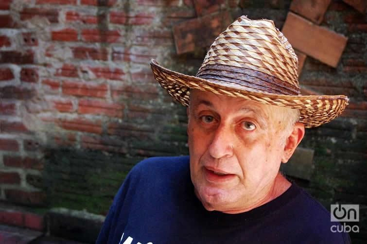 Ramón Silverio. Foto: OnCuba.