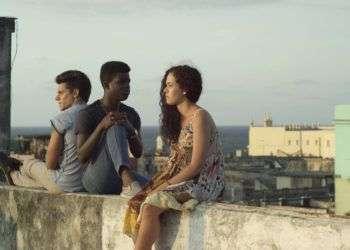 """Fotograma de """"El techo"""", de Patricia Ramos, una de las películas premiadas en las convocatorias del Fondo noruego para el cine cubano."""