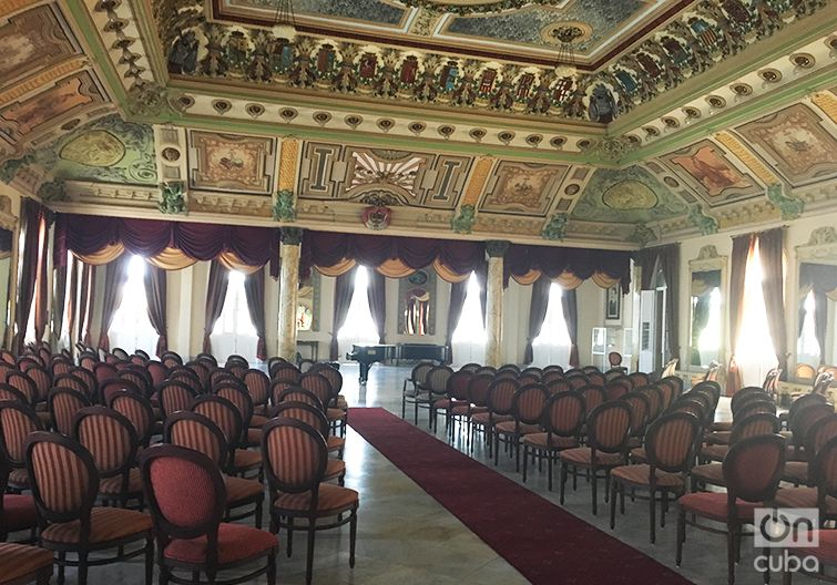 Wedding Palace / Photo: Nicolas Montano