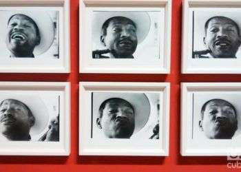 Benny Moré por Agnès Varda. Foto: Dean Luis Reyes.