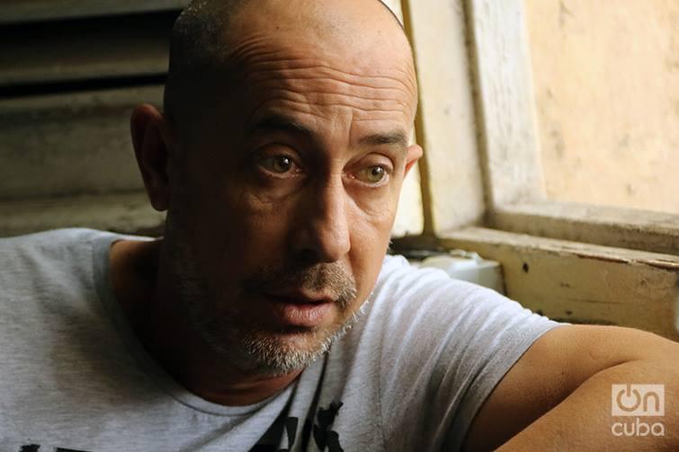 Carlos Gonzalvo. Foto: Ismario Rodríguez.