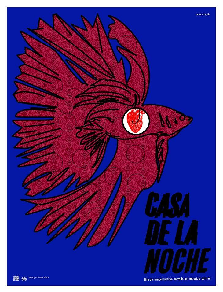 """""""Casa de la noche"""", by Marcel Beltrán."""